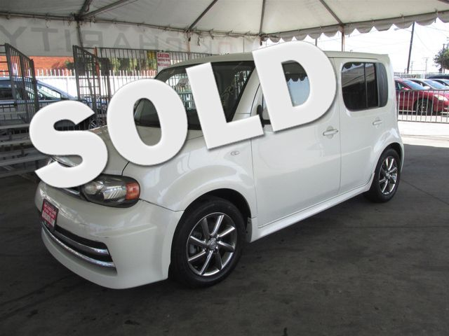 2010 Nissan cube 18 S Krom Please call or e-mail to check availability All of our vehicles are