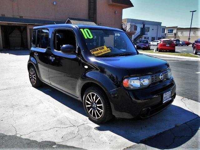 2010 Nissan cube 18 S Limited warranty included to assure your worry-free purchase AutoCheck rep