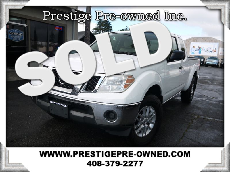 2010 Nissan Frontier SE ((**4X4**))  in Campbell CA