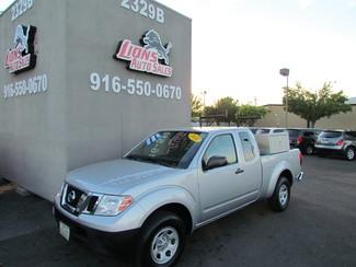 2010 Nissan Frontier XE Work Truck Sacramento, CA