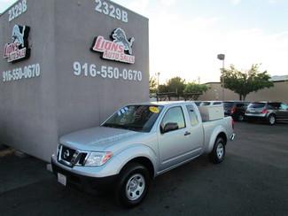 2010 Nissan Frontier XE Work Truck Sacramento, CA 1