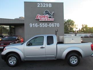 2010 Nissan Frontier XE Work Truck Sacramento, CA 10