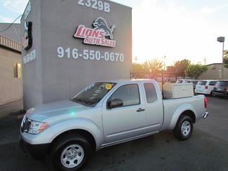 2010 Nissan Frontier XE Work Truck Sacramento, CA 5