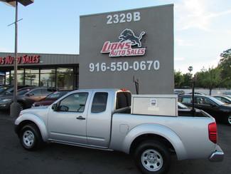 2010 Nissan Frontier XE Work Truck Sacramento, CA 6