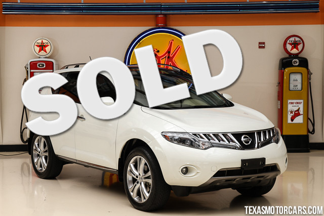 2010 Nissan Murano LE This Carfax 1-Owner accident-free 2010 Nissan Murano LE is in excellent con