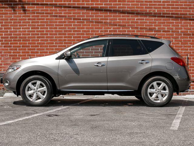 2010 Nissan Murano SL Burbank, CA 4