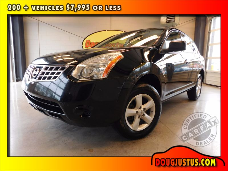 2010 Nissan Rogue S  city TN  Doug Justus Auto Center Inc  in Airport Motor Mile ( Metro Knoxville ), TN