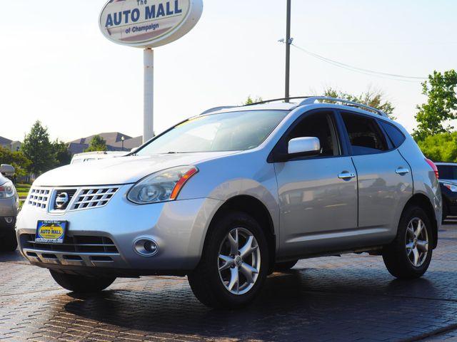 2010 Nissan Rogue in Champaign Illinois