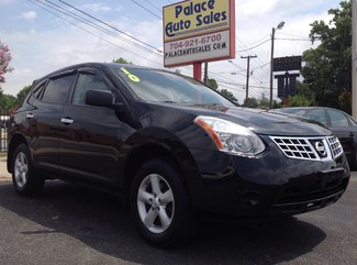 2010 Nissan Rogue S CHARLOTTE, North Carolina