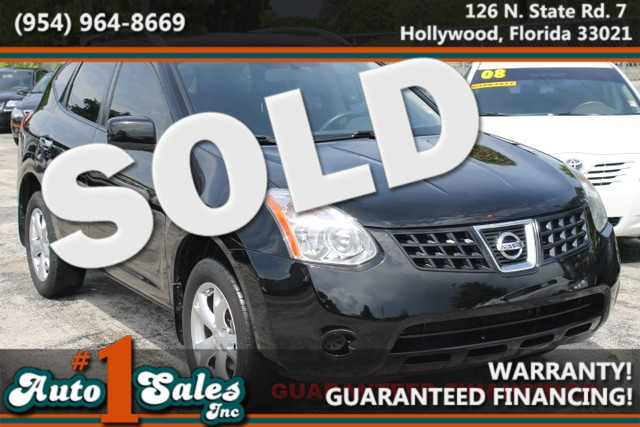 2010 Nissan Rogue SL  WARRANTY CARFAX CERTIFIED AUTOCHECK CERTIFIED 1OWNER FLORIDA VEHICLE