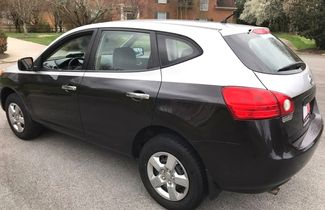 2010 Nissan Rogue S Knoxville, Tennessee 8
