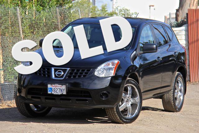 2010 Nissan Rogue S Reseda, CA 0