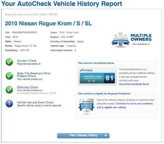 2010 Nissan Rogue S San Antonio , Texas 11