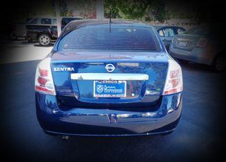 2010 Nissan Sentra S Sedan Chico, CA 7