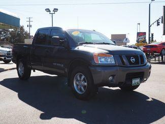 2010 Nissan Titan PRO-4X Englewood, CO 6