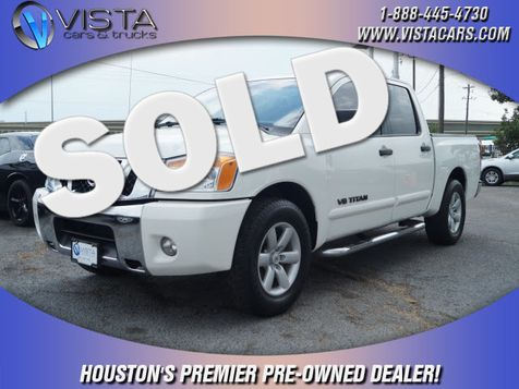 2010 Nissan Titan SE in Houston, Texas