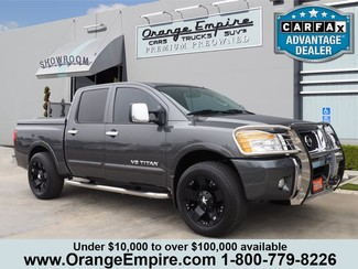 2010 Nissan Titan LE Orange, CA