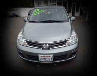 2010 Nissan Versa S Hatchback Chico, CA 6