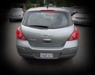 2010 Nissan Versa S Hatchback Chico, CA 7