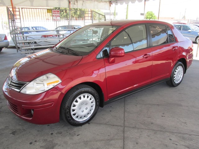2010 Nissan Versa 18 S This particular vehicle has a SALVAGE title Please call or email to check