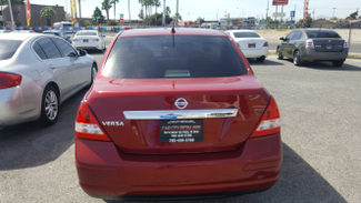 2010 Nissan Versa 1.8 S Las Vegas, Nevada 3