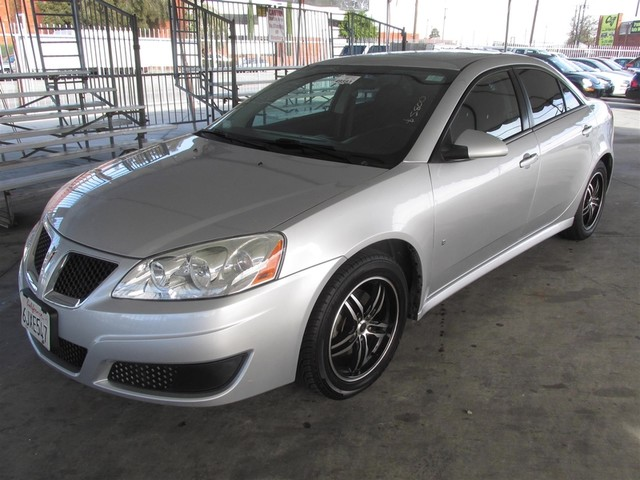 2010 Pontiac G6 w1SA Please call or e-mail to check availability All of our vehicles are avail