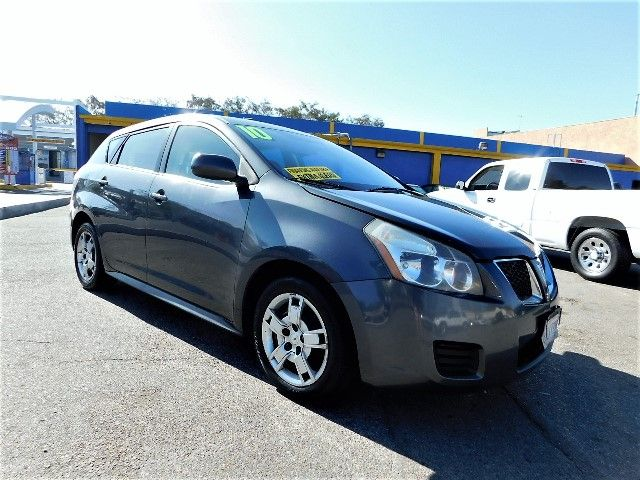 2010 Pontiac Vibe w1SB Limited warranty included to assure your worry-free purchase AutoCheck re