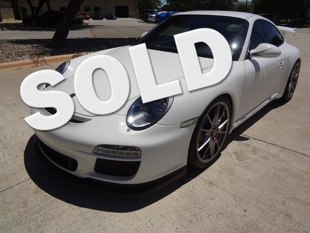 2010 Porsche 911 GT3 Austin , Texas 0