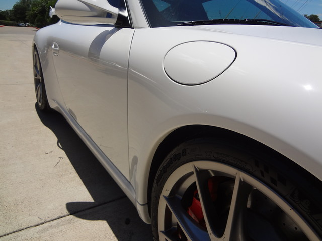 2010 Porsche 911 GT3 Austin , Texas 11