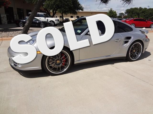 2010 Porsche 911 Turbo Austin , Texas 0