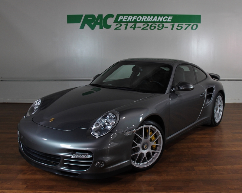 2010 Porsche 911 Turbo in Carrollton, TX