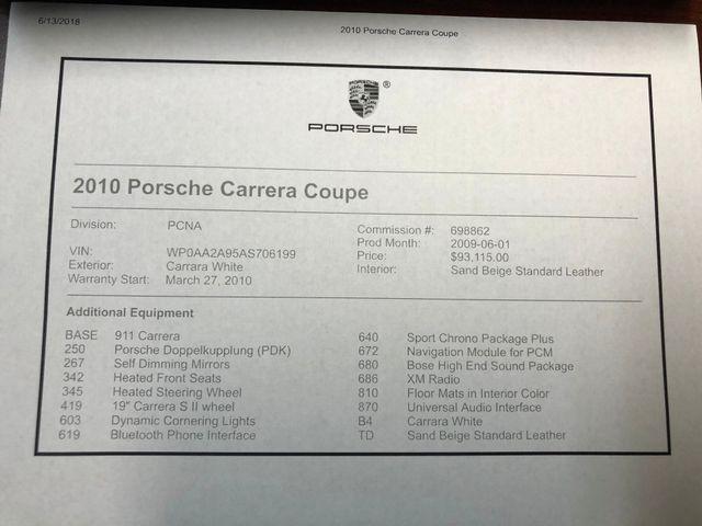 2010 Porsche 911 Carrera Longwood, FL 42