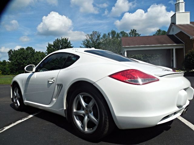 2010 Porsche Cayman Leesburg, Virginia 5