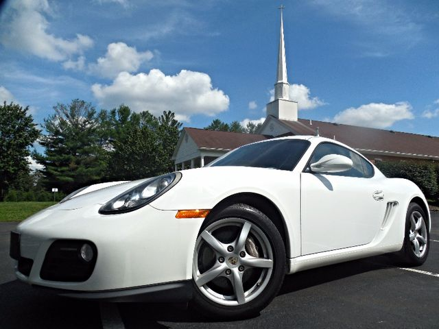 2010 Porsche Cayman Leesburg, Virginia 1