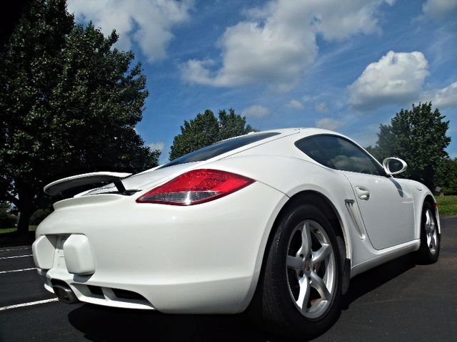 2010 Porsche Cayman Leesburg, Virginia 4