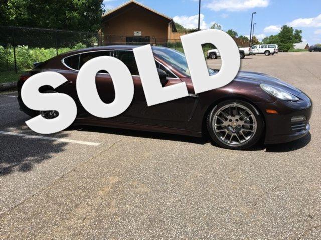 2010 Porsche Panamera 4 S in Memphis Tennessee