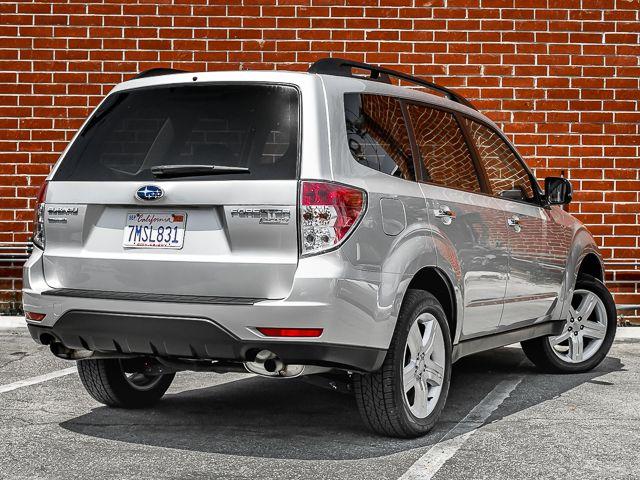 2010 Subaru Forester 2.5X Premium Burbank, CA 4