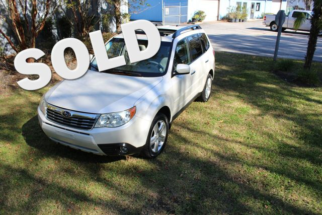2010 Subaru Forester 2.5X Limited | Charleston, SC | Charleston Auto Sales in Charleston SC
