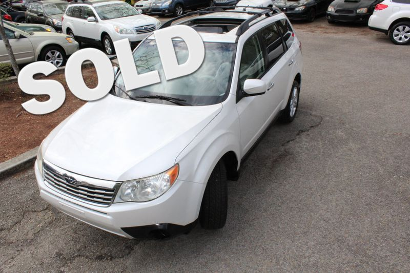2010 Subaru Forester 2.5X Premium | Charleston, SC | Charleston Auto Sales in Charleston SC