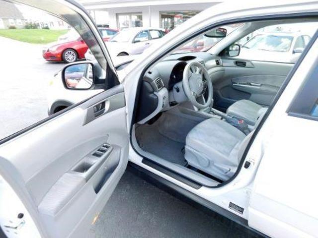 2010 Subaru Forester 2.5X Ephrata, PA 10