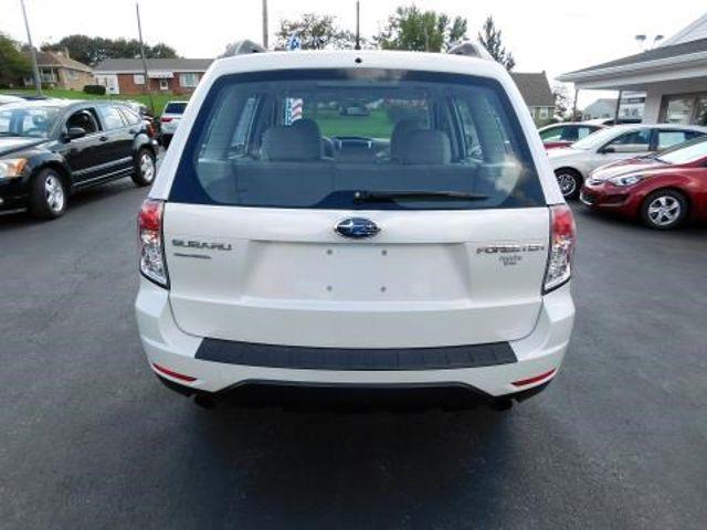 2010 Subaru Forester 2.5X Ephrata, PA 4