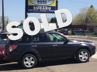 2010 Subaru Forester 2.5X Premium = 1-OWNER = New HGskt; TBelt WPump Golden, Colorado