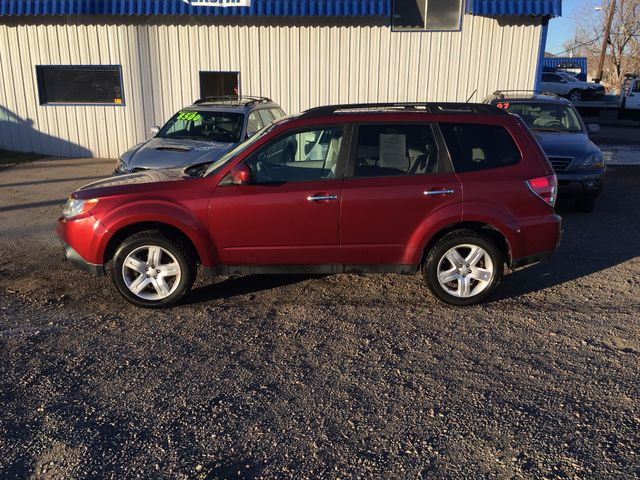 2010 Subaru Forester 2.5X Premium = END OF YEAR CLEARANCE SPECIAL!! Golden, Colorado 1