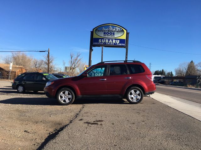 2010 Subaru Forester 2.5X Premium = END OF YEAR CLEARANCE SPECIAL!! Golden, Colorado 2