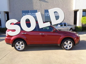2010 Subaru Forester 2.5X Premium in Plano Texas