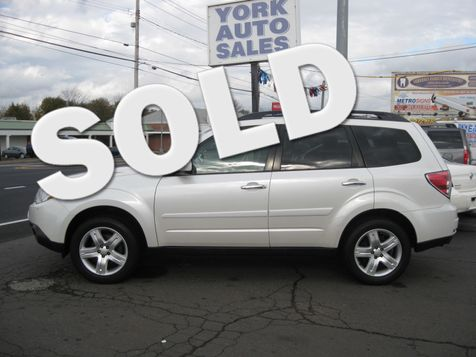 2010 Subaru Forester 2.5X Limited in , CT