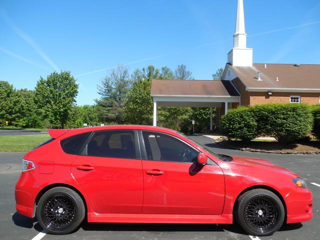 2010 Subaru Impreza WRX Leesburg, Virginia 3