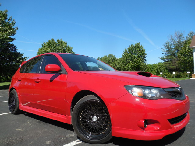2010 Subaru Impreza WRX Leesburg, Virginia 0