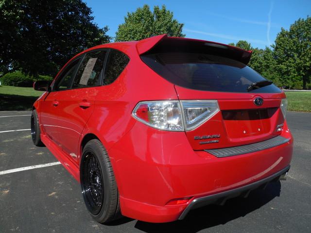 2010 Subaru Impreza WRX Leesburg, Virginia 2