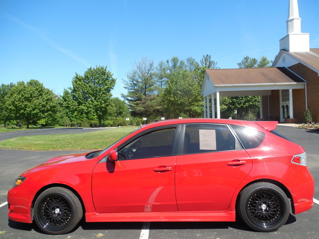 2010 Subaru Impreza WRX Leesburg, Virginia 4